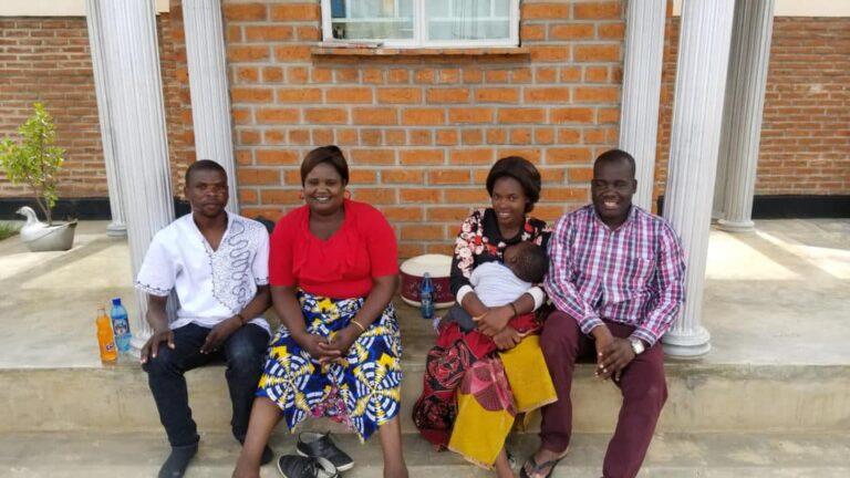 Share the Hope Foundation Malawi Team
